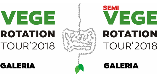 Vege Rotation Tour 2018